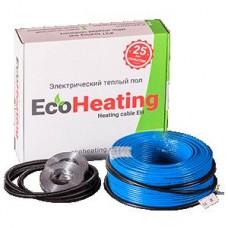 Eco Heating, двужильный нагревательный кабель (мощн. 20 Вт/м.п)