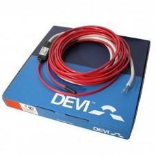 DEVIflex 18T двужильный нагревательный кабель (мощн. 16,5 Вт/м.п.)