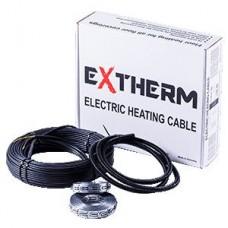 Extherm ETC, Eco, двужильный нагревательный кабель (мощн. 20 Вт/м.п)