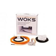 Woks 17 двужильный нагревательный кабель (мощн. 16,5 Вт/м.п.)