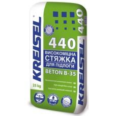 Kreisel 440, цементная стяжка (25-100 мм), 25 кг