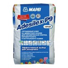 Адесилекс П-9 Серый (Польша), клей для плитки, 25 кг