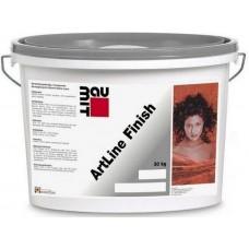 Baumit ArtLine Finish, 25 кг - лаковое покрытие - для красок Lasur