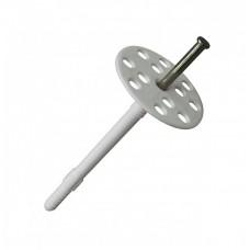"""""""Зонт"""" дюбель с металлическим стержнем для теплоизоляции"""