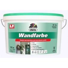 Dufa Wandfarbe D1a, дисперсионная краска, 10 л