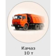 Вывоз строймусора КАМАЗ (10-12т.), Грузчики.
