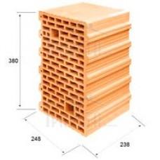Кератерм 38, 380х248х238 мм, керамические блоки