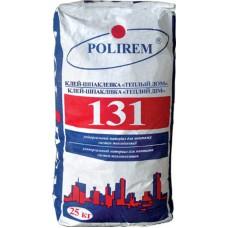 Полирем 131 L для приклеивания и армирования утеплителя, 25 кг