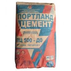Цемент ПЦ-500 Д0 Белорусский,  25 кг