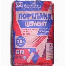 Цемент ПЦ-500 Д20 Белорусский, 25 кг