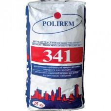 Полирем СШт-341 «Под шубу», декоративная цементная штукатурка (1,25 мм), 25 кг