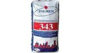 Полирем СШт-343 «Камешковая», декоративная цементная штукатурка, 25 кг