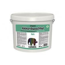 Капарол Аккордшпатель, готовая шпаклевка (1-1,5 мм), 25 кг