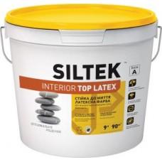 Силтек Interior Top Latex, латексная краска, 9 л