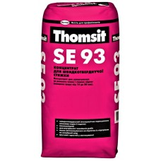 Ceresit (THOMSIT) SE 93, цементная стяжка для пола (10-80 мм), 25 кг