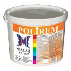 Полирем VD-1825 ФАСАД, силиконовая краска, 15 кг