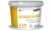 Краска структурная S 130, 7 кг