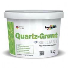 Quartz-Grunt Грунтовка адгезионная, 14 кг