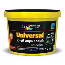 UNIVERSAL клей акриловый, 12 кг