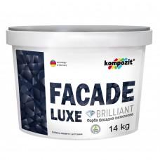 Fasad Luxe Краска фасадная силиконовая