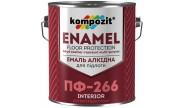 Композит ПФ - 266 эмаль для пола, 12 кг