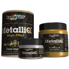 MetalliQ Эмаль акриловая, 3,5 кг