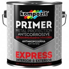 Express Грунтовка антикоррозионная, 12 кг