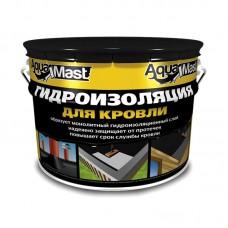 Аквамаст Мастика битумно-резиновая для кровли, 18 кг