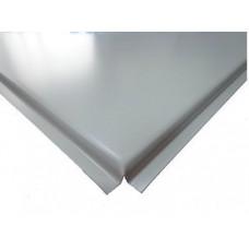 Албес Тегулар Бело-матовая, алюминиевая подвесная плита