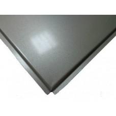 Албес Тегулар Металик, алюминиевая подвесная плита
