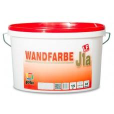 Джоби Wandfarbe J 1, акриловая краска для стен и потолков, 10 л