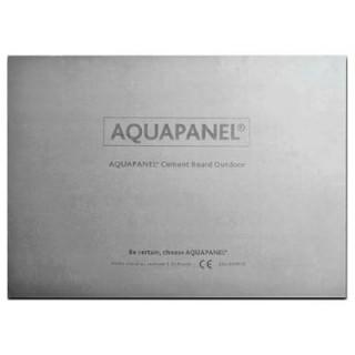 Knauf Outdoor, аквапанель наружная, 900х2400х12,5мм -