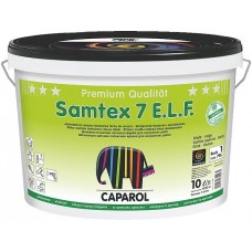 Капарол Samtex 7 E.L.F., матовая латексная краска