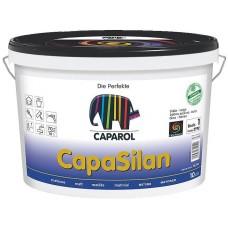 Капарол Capa Silan, акрилово-силиконовая краска для бокового скользящего света, 10 л