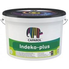 Капарол Indeko-plus, белоснежная матовая краска, 10 л