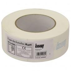 Knauf Fugendeckstreifen Kurt, лента бумажная для швов ГКЛ, 75 м