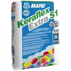 Мапей Керафлекс Екстра S1, клей для плитки, 25 кг