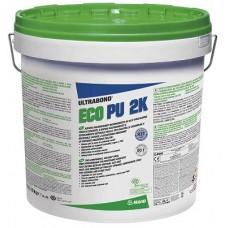 Мапей Ультрабонд ЕКО ПУ 2К, полиуретановый клей, 10 кг