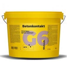Шток G6 Бетонконтакт, грунтовка, 13 кг