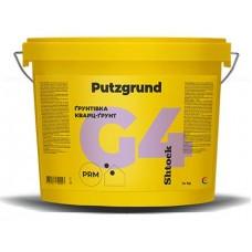 Шток G4 Универсальная грунтовка с кварцем наполнителем, 14 кг