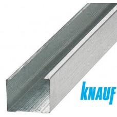 Профиль КНАУФ CW-50, 0.6мм толщина стали