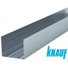 Кнауф профиль UD-27, толщина 0,6 мм
