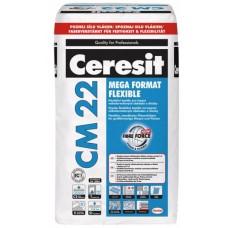 Ceresit CM 22 MEGA FORMAT FLEXIBLE, клей для плитки