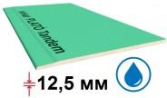Plato Гипсокартон стеновой влагостойкий, 12,5 мм