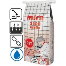 Mira 3100 unifix (серий), клей для керамогранита, камня, 25 кг