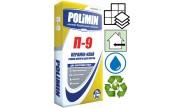 Полимин П-9 клей для плитки, 25 кг