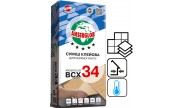 Ансерглоб BCX 34, клей для керамогранита, 25 кг