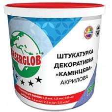 """Ансерглоб """"Камешковая"""", готовая декоративная акриловая штукатурка, 25 кг"""