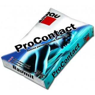 Баумит ПроКонтакт, для приклеивания и армирования утеплителя, 25 кг