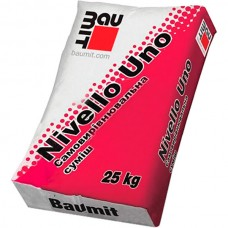 Baumit Nivello Uno, самовыравнивающая гипсовая смесь